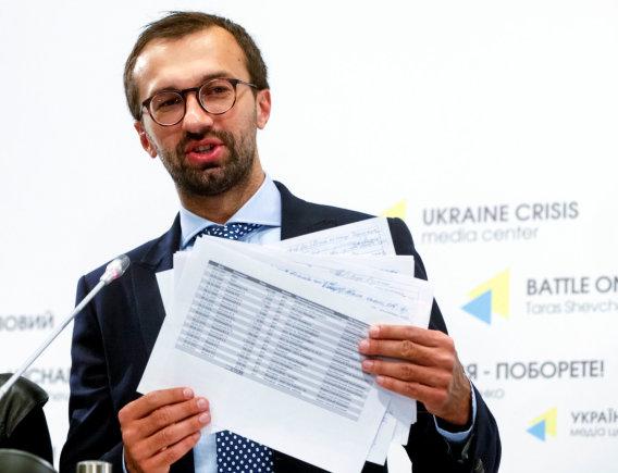 "AFP/""Scanpix"" nuotr./Serhijus Leščenka"