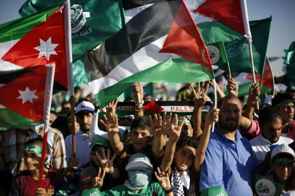 """""""Reuters""""/""""Scanpix"""" nuotr./""""Hamas"""" teroristų rėmėjai"""