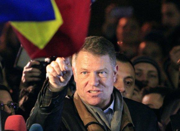 """""""Reuters""""/""""Scanpix"""" nuotr./Klausas Iohannis"""