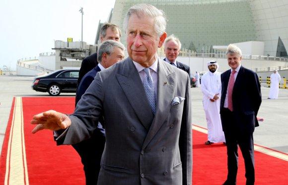 """""""Scanpix""""/AP nuotr./Princas Charlesas"""