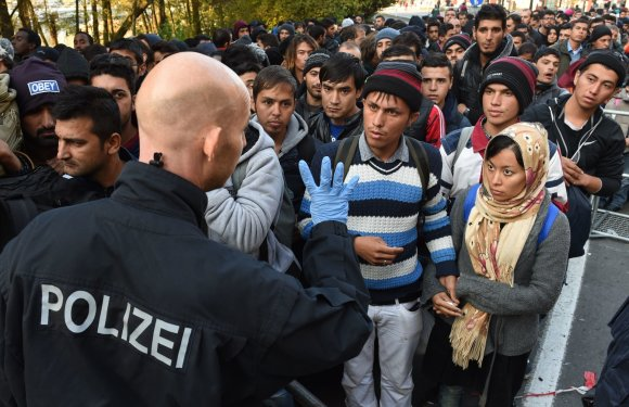 """AFP/""""Scanpix"""" nuotr./Vokietijos policija"""