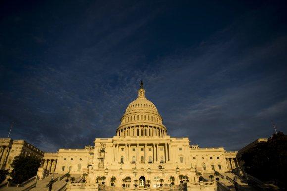 """AFP/""""Scanpix"""" nuotr./JAV Senatas"""
