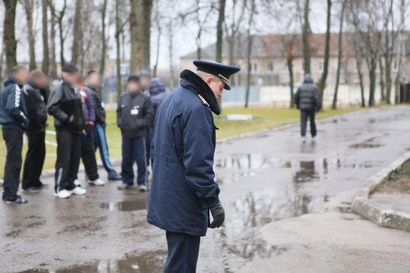 Eriko Ovčarenko / 15min nuotr./Gyvenimas pataisos namuose