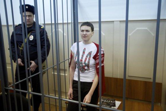 """Scanpix""/AP nuotr./Nadia Savčenko"