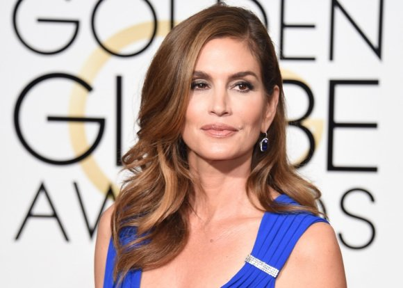 "AFP/""Scanpix"" nuotr./Cindy Crawford"