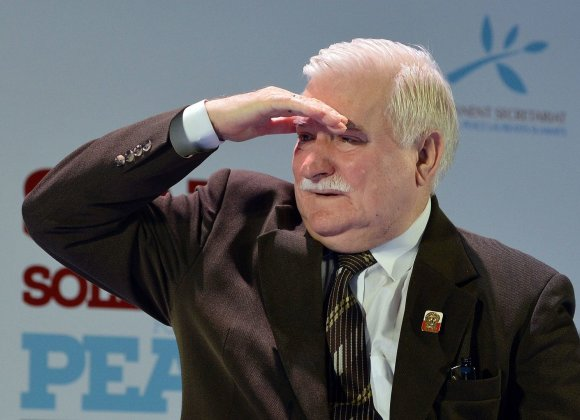 "AFP/""Scanpix"" nuotr./Lechas Walesa"