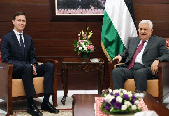 "AFP/""Scanpix"" nuotr./J.Kushneris ir M.Abbasas"