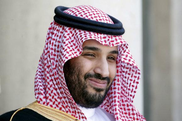 """Reuters""/""Scanpix"" nuotr./Mohammedas Bin Salmanas"