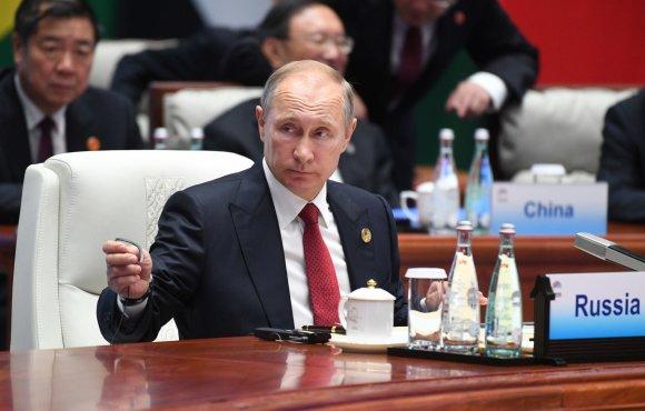 Sputnik/Vladimiras Putinas