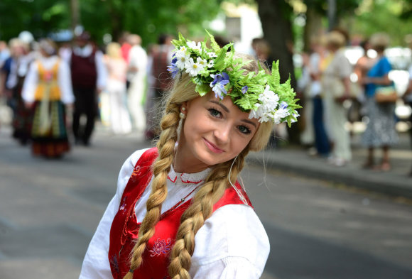 Alfredo Pliadžio nuotr./Ugnė Galadauskaitė