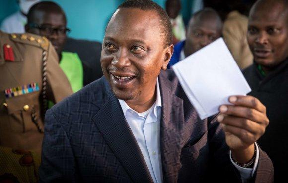 """Scanpix""/""SIPA"" nuotr./Uhuru Kenyatta"