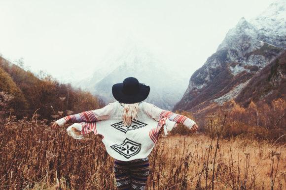 """Fotolia"" nuotr./Mergina kalnuose"
