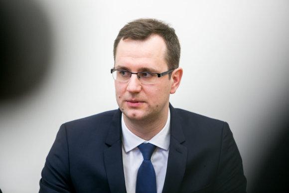 Juliaus Kalinsko / 15min nuotr./Mantas Bartuška