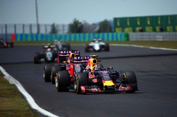"""Scanpix""/LaPresse nuotr./Formulė 1: GP etapas Vengrijoje"
