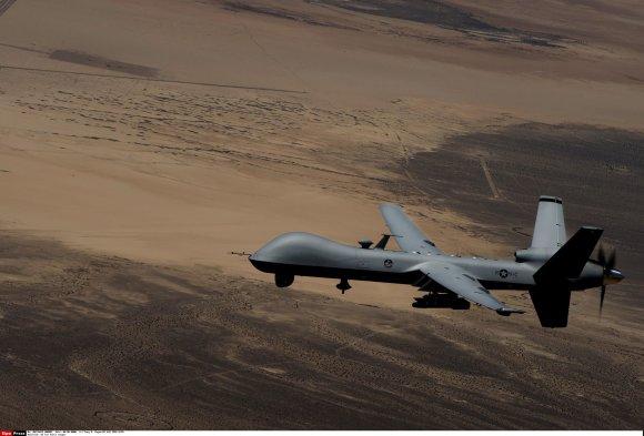 """""""Scanpix""""/""""SIPA"""" nuotr./JAV dronas"""