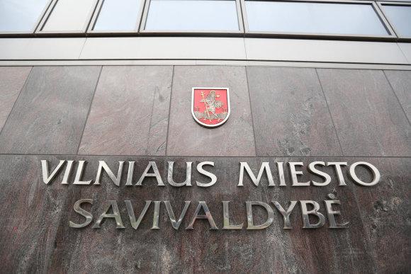 Juliaus Kalinsko / 15min nuotr./Vilniaus miesto savivaldybė