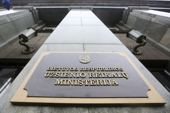 Irmanto Gelūno / 15min nuotr./Lietuvos Respublikos užsienio reikalų ministerija