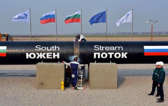 """AFP/""""Scanpix"""" nuotr./""""South Stream"""" (""""Pietų srauto"""") dujotiekis"""