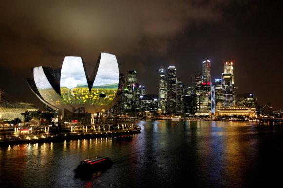 """""""Reuters""""/""""Scanpix"""" nuotr./Singapūras"""