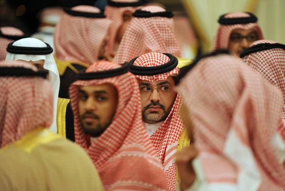 "AFP/""Scanpix"" nuotr./Saudo Arabija"