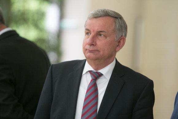 Juliaus Kalinsko/15min.lt nuotr./Rimantas Sinkevičius