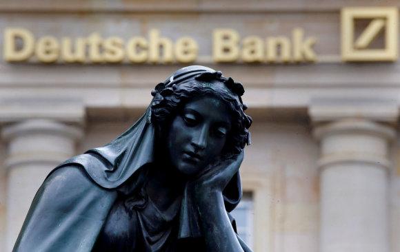 """""""Reuters""""/""""Scanpix"""" nuotr./""""Deutsche Bank"""""""