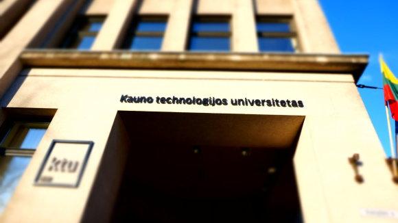 KTU nuotr./Kauno technologijos universitetas