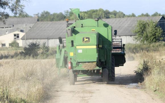 Valdo Kopūsto / 15min nuotr./Žemės ūkis
