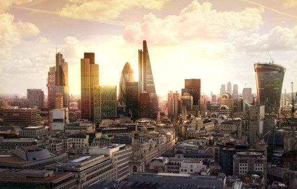 123rf.com nuotr. /Londono verslo rajonas