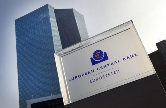 "AFP/""Scanpix"" nuotr./ECB Frankfurte"