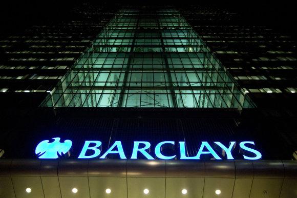 """""""Reuters""""/""""Scanpix"""" nuotr./""""Barclays"""" pastatas Londone"""