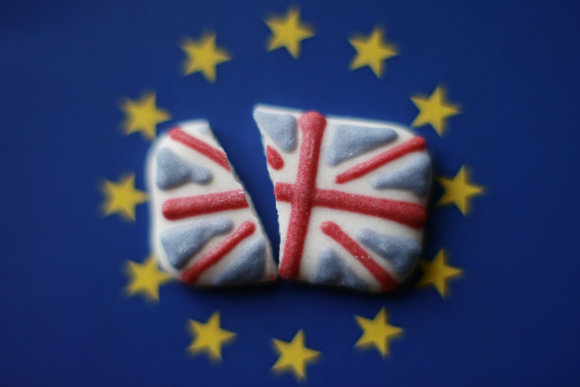 """Scanpix""/""PA Wire""/""Press Association Images"" nuotr./Jungtinė Karalystė trauksis iš ES"