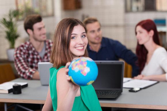 Partnerio nuotr./Užsienio kalbų mokymasis