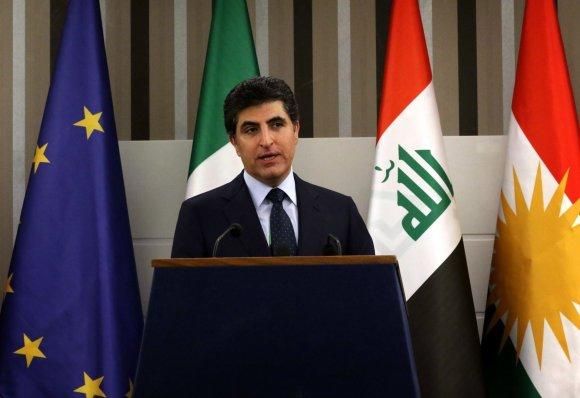"""AFP/""""Scanpix"""" nuotr./Massudas Barzani"""