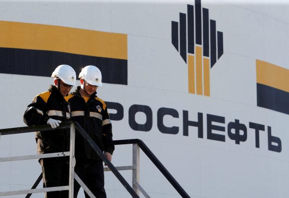 """Reuters""/""Scanpix"" nuotr./""Rosneft"""