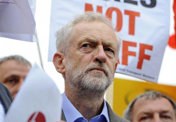 """""""Scanpix""""/""""PA Wire""""/""""Press Association Images"""" nuotr./Jeremy Corbynas"""