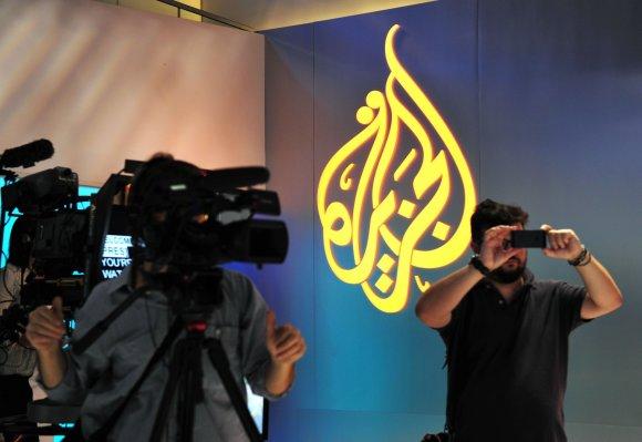 """AFP/""""Scanpix"""" nuotr./""""Al-Jazeera"""" studija"""