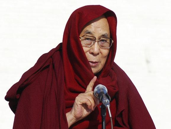 """""""Scanpix""""/AP nuotr./Dalai Lama"""