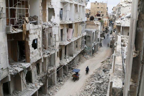 """""""Reuters""""/""""Scanpix"""" nuotr./Sirija"""