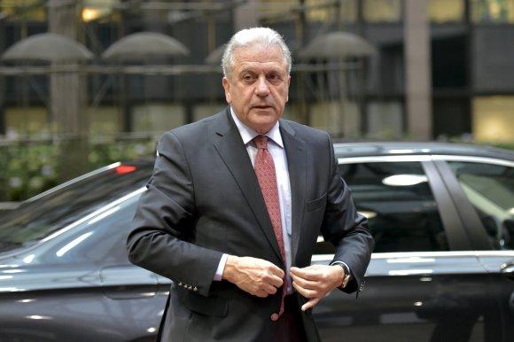 """Reuters""/""Scanpix"" nuotr./Dimitris Avramopoulos"