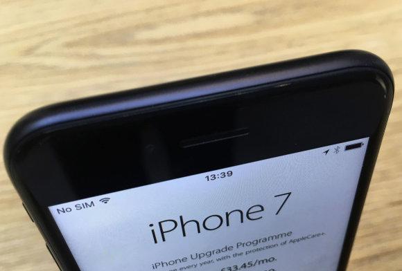 """""""Reuters""""/""""Scanpix"""" nuotr./""""iPhone 7"""""""