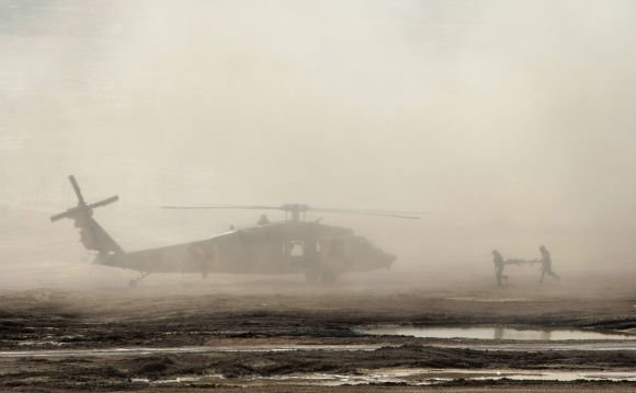 """Reuters""/""Scanpix"" nuotr./Sraigtasparnis Black Hawk"