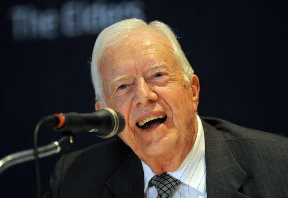 "AFP/""Scanpix"" nuotr./Jimmy Carteris"