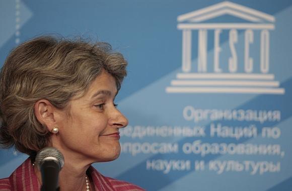 """AFP/""""Scanpix"""" nuotr./Irina Bokova"""