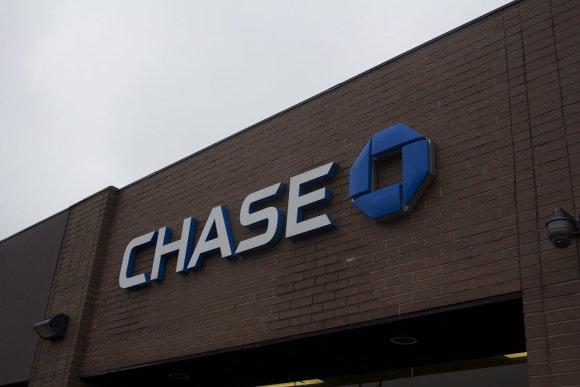 """Wikipedia.org nuotr./""""Chase"""" banko iškaba"""