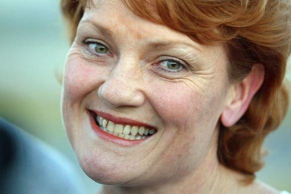 """""""Reuters""""/""""Scanpix"""" nuotr./Pauline Hanson"""