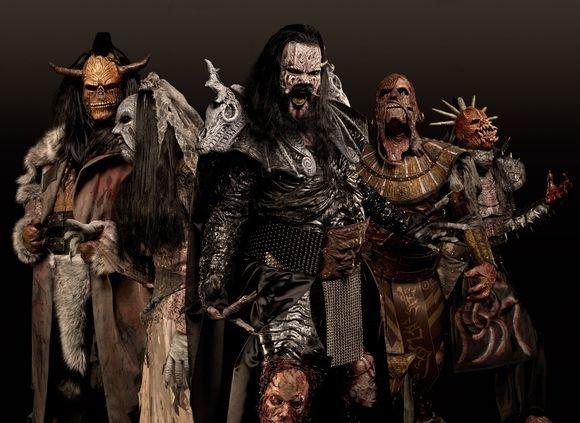 """Lordi nuotr./Grupė """"Lordi"""""""