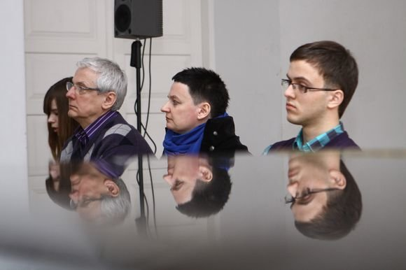 "Irmanto Gelūno/15min.lt nuotr./Festivalio ""SHOCK academia"" pristatymas"