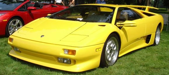 Wikipedia.org nuotr./Lamborghini Diablo