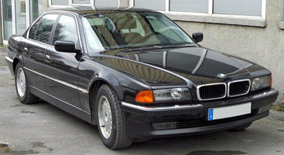 Wkimedia Commions/Matthias93 nuotr./7-os klasės senas BMW